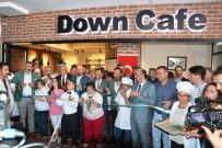 BILAL ERDOĞAN - Down Kafe'yi Bilal Erdoğan Açtı