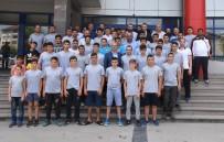 MUSA AYDıN - Düzceli Güreşçiler Kırkpınar'a Gitti