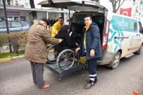 SOSYAL YARDIM - Engelsiz Taksi 6 Ayda 2 Bin 301 Vatandaşı Taşıdı