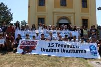 EYÜP BELEDİYESİ - Eyüplü Gençler Karlofça Ve Novi Sad'ı Gezdi