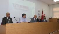 HÜSEYIN AYDıN - FSMVÜ'den 15 Temmuz'un 1. Yıldönümüne Özel Panel