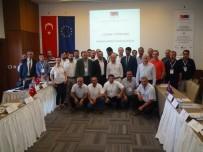 EĞİTİM PROJESİ - Hak-İş Ve Müsiad Üyelerine İş Yaşamı Becerileri Eğitimi Verildi