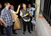 FÜNYE - Hastanede Panik Açıklaması Polis Yoğun Güvenlik Önlemi Aldı