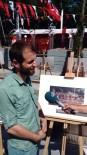TAKSIM - İhlas Haber Ajansı'nın  'Oradaydık, Unutmadık, Unutturmadık' Adlı Fotoğraf Sergisine  Yoğun İlgi