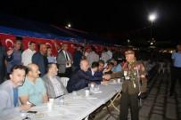 RECEP SOYTÜRK - İskenderun'da Demokrasi Nöbeti Başladı