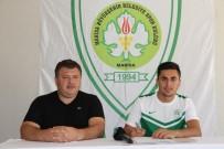 İsmail Köse Manisa Büyükşehir Belediyespor'da