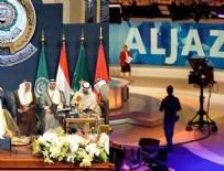 KÜLTÜR BAKANı - Katar toplantıyı terk etti
