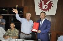 RECEP SOYTÜRK - Kaymakam Soytürk'e Veda Yemeği