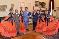 KAZAKISTAN - Kazakistan'dan Dostluk Ziyareti