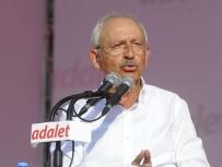 Kılıçdaroğlu'na Hakaret Ettiği İddia Edilen Kardın Serbest Bırakıldı