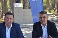 HÜSEYIN AKSOY - Kızılay Eskişehir Hasırca Gençlik Kampı'nın Tanıtımı Yapıldı