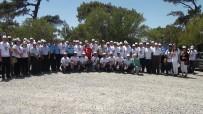 AHMET TÜRKÖZ - Koca Seyit'in Köyüne 249 Fidan Dikildi