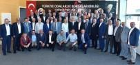 MARMARA BÖLGESI - Kozuva TOBB'da Düzenlenen İstişare Toplantısına Katıldı