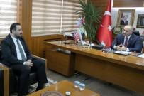 YALÇıN TOPÇU - 'Külliyeye Gitti' Diye Görevden Alınan Oda Başkanına Destek
