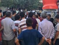 ELEKTRİK KESİNTİSİ - Mahalleli rehin aldı! Polis zor ikna etti