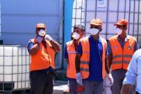 İTFAİYE ERİ - Malatya'da Kimyasal Alarmı