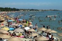 YENIÇIFTLIK - Marmaraereğlisi  Mavi Bayrağa Aday