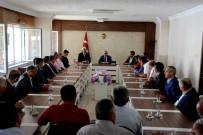 ALI GÜNGÖR - MHP Niğde Teşkilatından Vali Şimşek'e Ziyaret