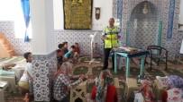 TRAFİK GÜVENLİĞİ - Mut'ta Öğrencilere Trafik Eğitimi Verildi