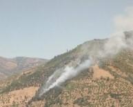 KıZıLDERE - Nazilli'de 1 Hektar Tarım Arazisi Zarar Gördü