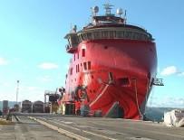 REFERANS - Norveç'in 'hibrit feribot'larını Türkiye üretiyor