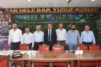 ÇÖP KONTEYNERİ - OSB Başkanı Bozkurt Açıklaması 'Biz Hizmete Talibiz'