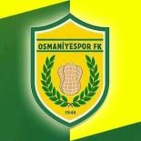 PAYAS - Osmaniye Spor FK'nün Rakipleri Deplasman Haritası Belirlendi