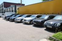 BULGAR - Otomobil Çetesi Böyle Çökertildi