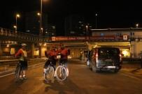 GENEL BAŞKAN - 15 Temmuz Şehitleri İçin Almanya'dan Türkiye'ye Bisikletleriyle Geldiler