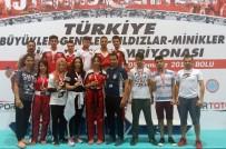 Polis Gücü Gençler Birliği'nden Türkiye Şampiyonlukları