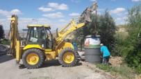 ÇÖP KONTEYNERİ - Pursaklar'da Temizlik Seferberliği