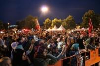İRFAN BALKANLıOĞLU - Sakarya'da 'Demokrasi Nöbeti' Geniş Katılımla Başladı