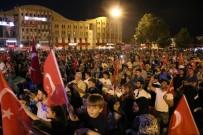 BOSTANCı - Sakarya'da 'Demokrasi Nöbeti' İkinci Gününde Devam Etti
