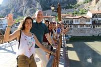 Samsun'un Konukları Amasya'yı Dolaştı