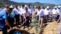 ÇETIN KıLıNÇ - Sarıgöl'de 15 Temmuz Şehitleri Anısına Hatıra Ormanı Oluşturuldu