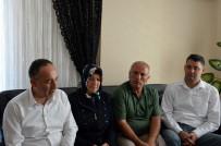 ŞEHİT ANNESİ - Şehit Babası Yorulmaz Açıklaması 'Hakanlar Tükenmez'