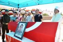 BABA OCAĞI - Şehit Er Çınar Taş Memleketi Afşin'de Toprağa Verildi