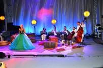 ŞAHİKA ERCÜMEN - Sertab Erener'den Balıkesirlilere Unutulmaz Konser