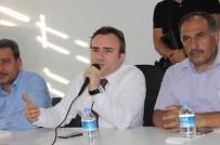 ÇOCUK PARKI - Siirt Belediyesinden Halk Toplantısı