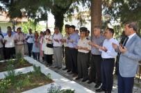 ASKERLİK ŞUBESİ - Simav'da Şehit Kabirlerine Ziyaret