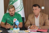 UĞUR BULUT - Sivas Belediyespor 10 Futbolcuyla Sözleşme İmzaladı