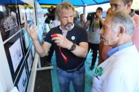 ATİLA AYDINER - Srebrenitsa Soykırımı Karikatür Sergisinde Anlatıldı