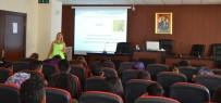 İŞ KAZASI - Stajyer Öğrencilere İş Sağlığı Ve Güvenliği Eğitimi