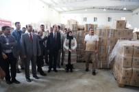 YARDIM KAMPANYASI - Suriye'ye 10 Tır Yardım Malzemesi Gönderildi