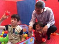 SİNEMA SALONU - Tatvan'da Engelli Oyun Ve Eğitim Merkezi Açıldı