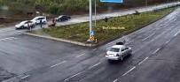 AŞIRI HIZ - Trafik Kazaları MOBESE'ye Yansıdı