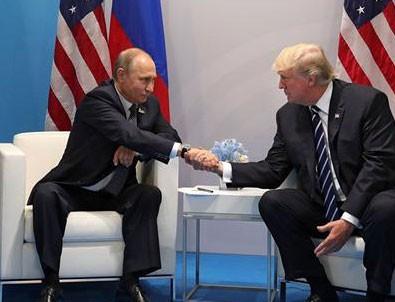 Trump: Putin'le çok iyi anlaştık