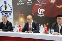 MAZLUM - TÜMSİAD Başkanı Doğan Açıklaması '15 Temmuz'un Birinci Yılında Ekonomik İstikrar Sürüyor'
