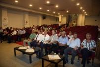 HASAN KARA - Türkiye'de Çevre Düzeni Planı Olmayan Tek İl Kilis'te Çevre Planı Çalışmaları Başladı