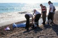 İBRAHİM ASLAN - Üniversite Öğrencisi Genç Denizde Boğuldu